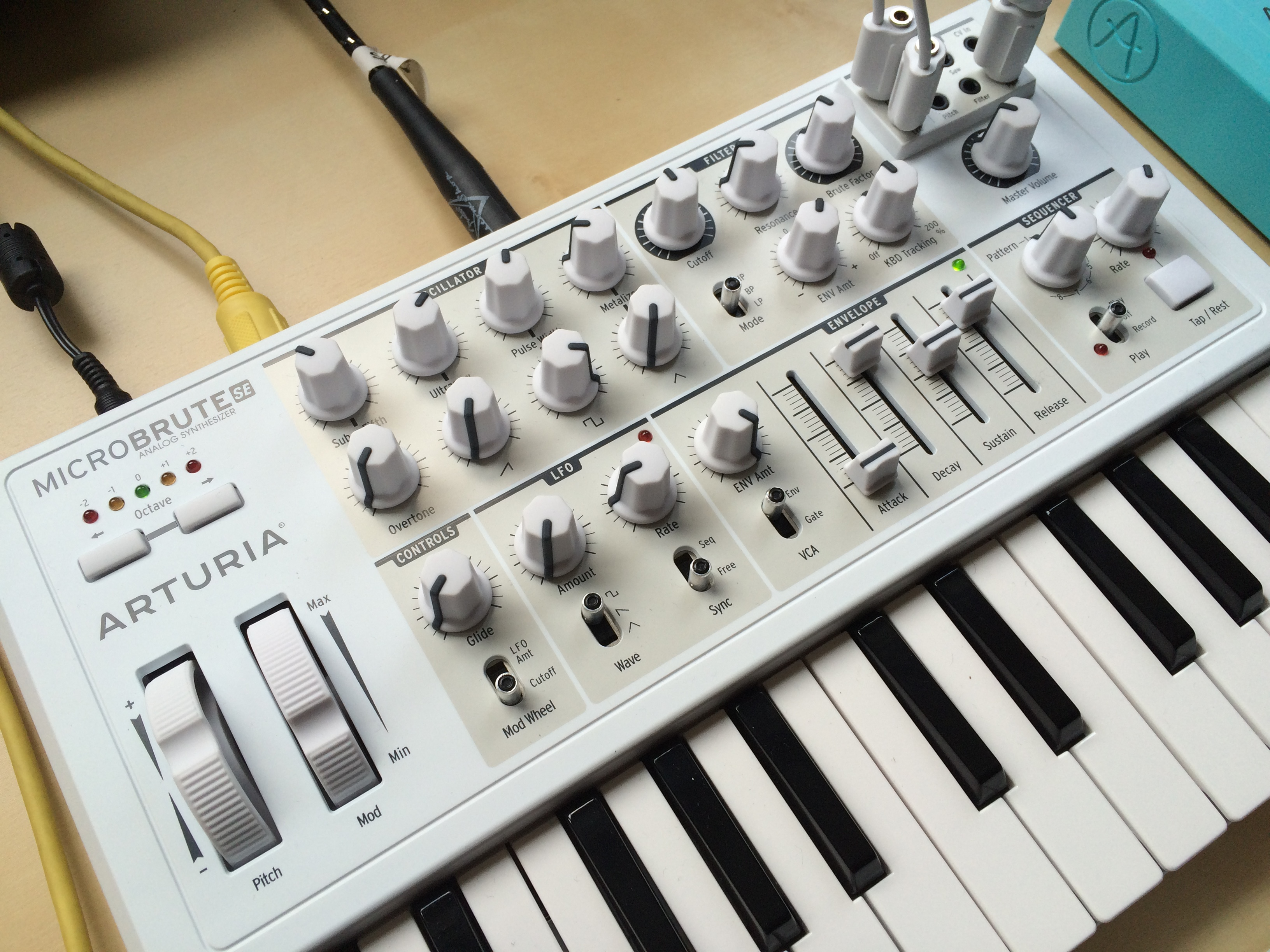 Advanced Audio for Compy: FM synthesis and more